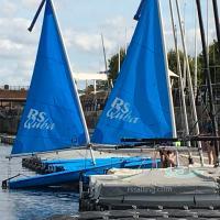 RYA Dinghy sailing courses