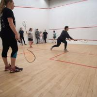 Squash Girls Can - Tryout Session