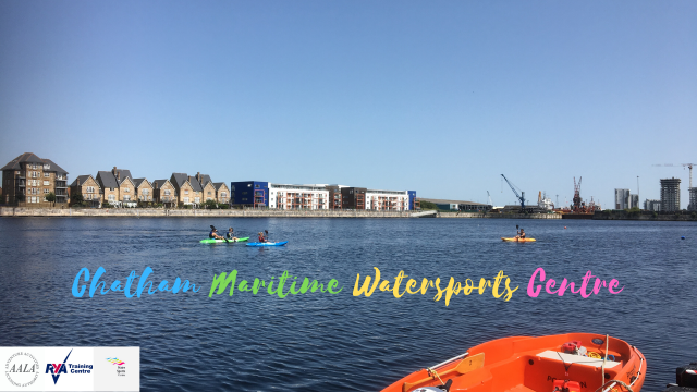 Chatham Maritime Watersports Centre Banner